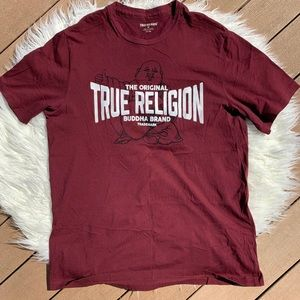 True Religion T Shirt 1XLTall